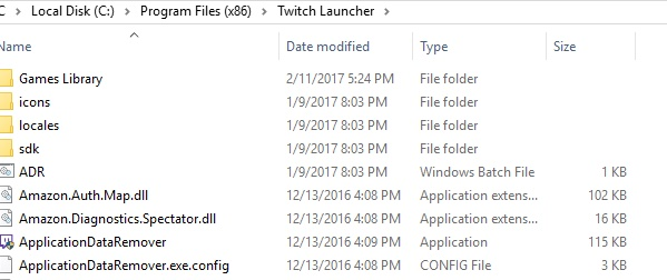 Not detecting Twitch Laucher Games - Support - WeMod Community
